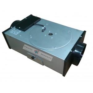 Канальный вентилятор Elicent E-BOX micro 100