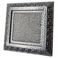 ГРК 150 серебро. Декоративная решетка