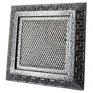 ГРК 150 Декоративная решетка под серебро