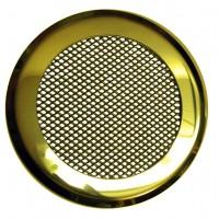 КП-120 золото Декоративная решетка на магнитах