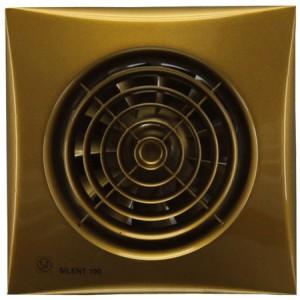 Бытовой вентилятор Silent 200 CZ Gold