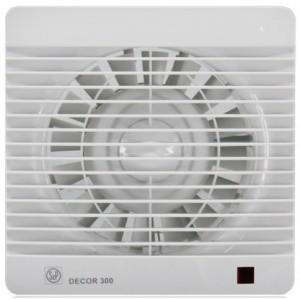 Бытовой вентилятор Decor 300 C