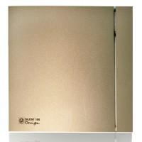 Бытовой вентилятор Silent 100 CRZ Design Champagne-3C с таймером