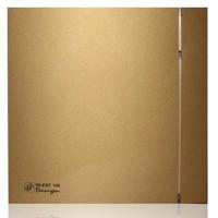 Бытовой вентилятор Silent 100 CZ Design Gold-3C