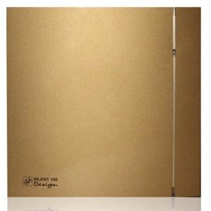 Бытовой вентилятор Silent 200 CZ Design Gold-3C