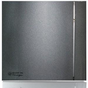 Бытовой вентилятор Silent 100 CRZ Design Grey-3C с таймером