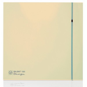 Бытовой вентилятор Silent 100 CRZ Design Ivory-3C с таймером