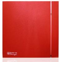 Бытовой вентилятор Silent 100 CRZ Design Red-3C с таймером