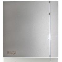 Бытовой вентилятор Silent 100 CRZ Design Silver-3C с таймером