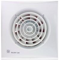 Бытовой вентилятор Silent 200 CHZ с датчиком влажности