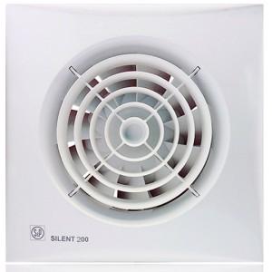 Бытовой вентилятор Silent 200 CZ