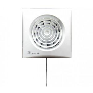 Бытовой вентилятор Silent 100 CMZ с выключателем