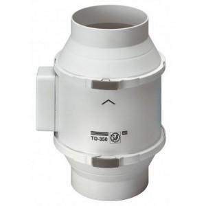Канальный вентилятор TD 350/125