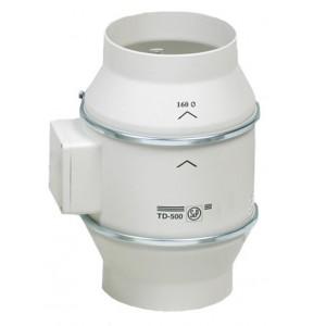 Канальный вентилятор TD 500/160