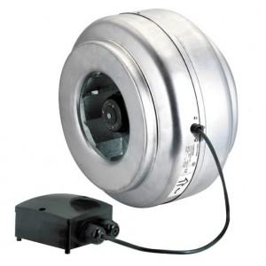 Канальный вентилятор Vent 125 L