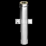 Двухконтурный дымоход нерж 0,5мм / нерж 0,5мм