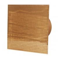 Бытовой вентилятор Mmotors mmp стекло сусальное золото